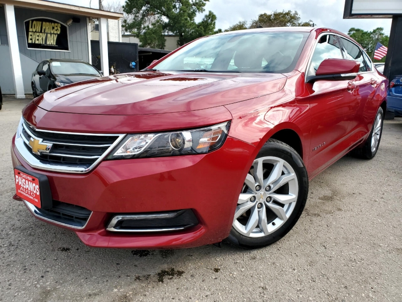 Chevrolet Impala 2019 price Call for Pricing