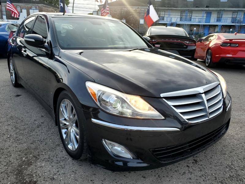 Hyundai Genesis 2012 price