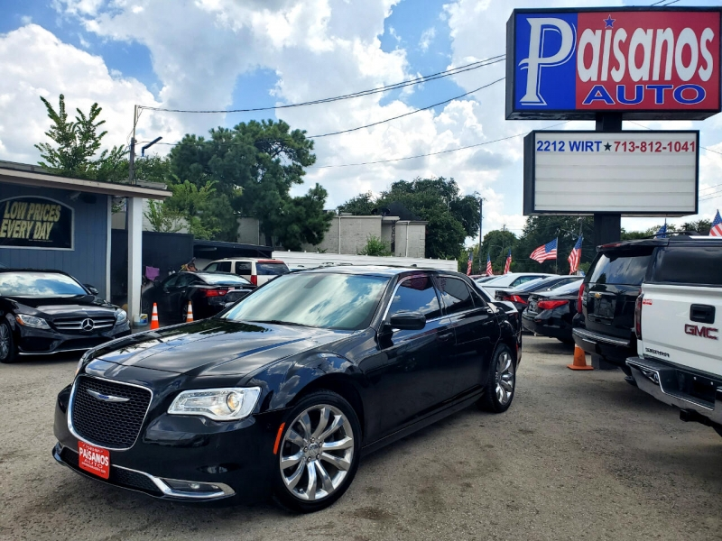 Chrysler 300 2018 price Call for Pricing