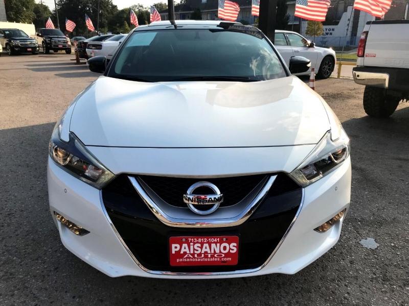 Nissan Maxima 2016 price $23,995