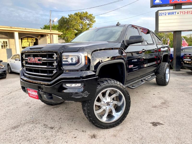 GMC Sierra 1500 2016 price $34,995