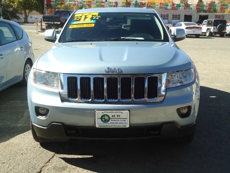 Jeep Grand Cherokee 2012 price $14,995