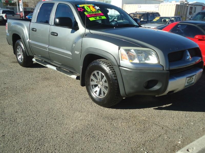 Mitsubishi Raider 2006 price $7,495
