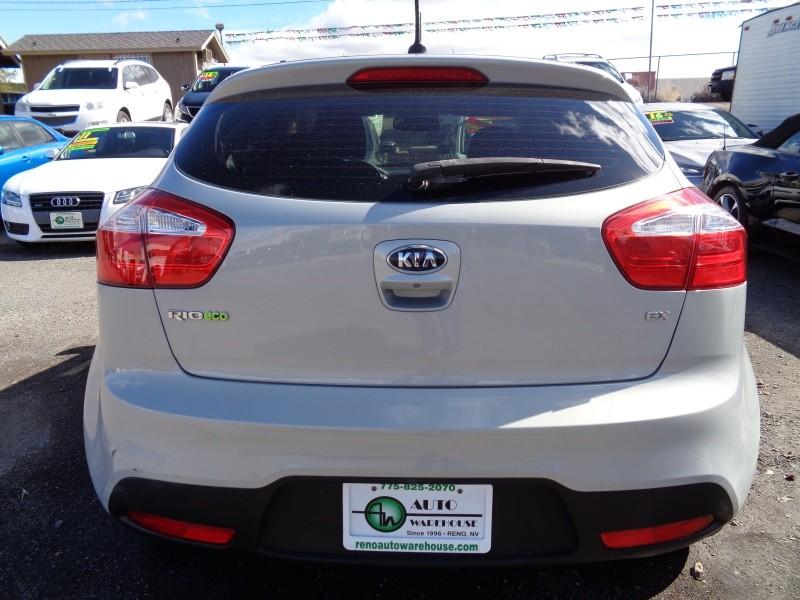 Kia Rio 2013 price $6,888
