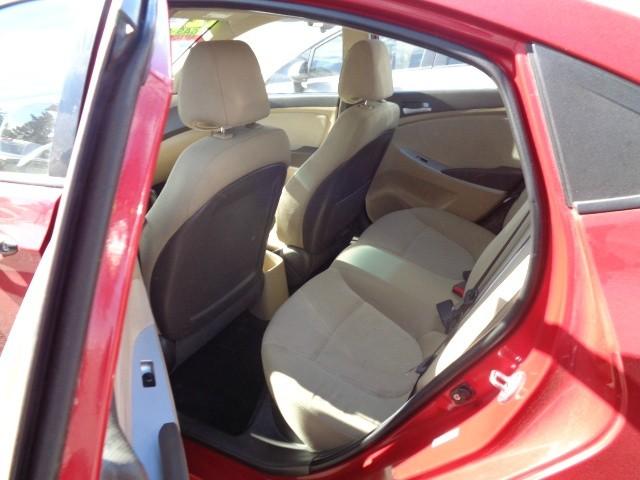 Hyundai Accent 2012 price $7,665