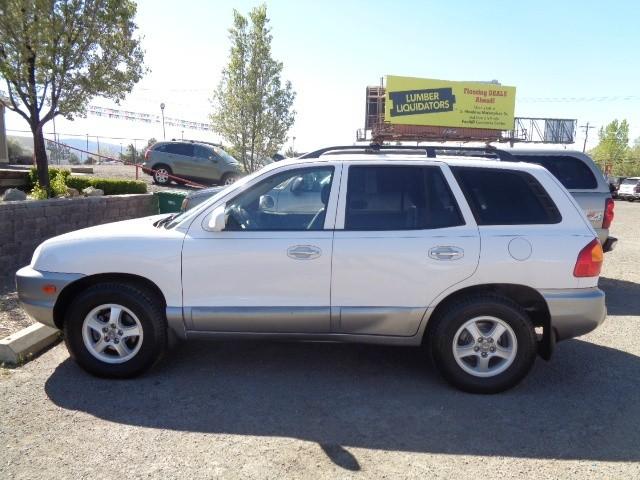 Hyundai Santa Fe 2002 price $5,995