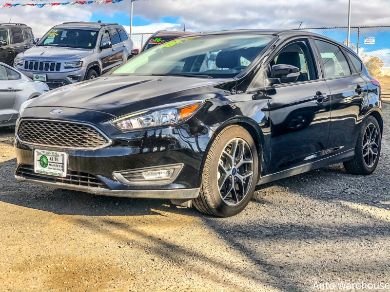 Ford Focus 2018 price $16,588