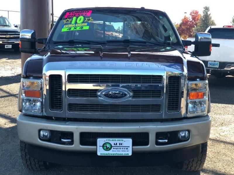 Ford Super Duty F-250 2010 price $29,500