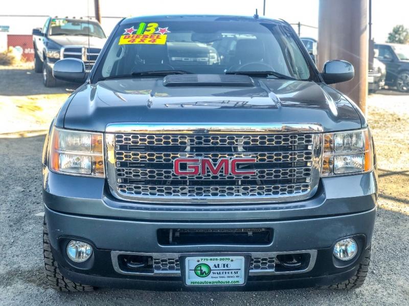 GMC Sierra 2500HD 2012 price $34,995