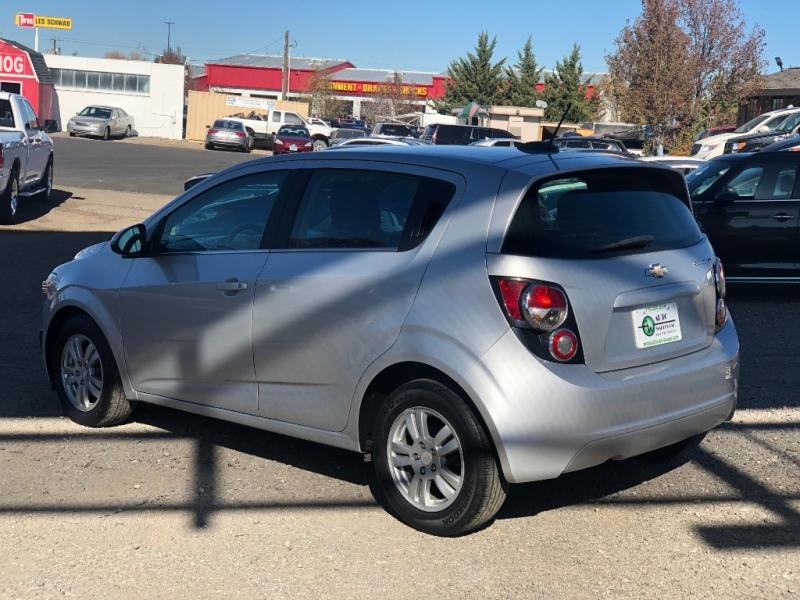 Chevrolet Sonic 2016 price $10,900
