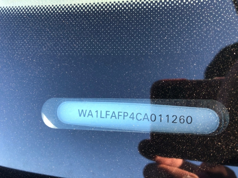 Audi Q5 2012 price $15,995