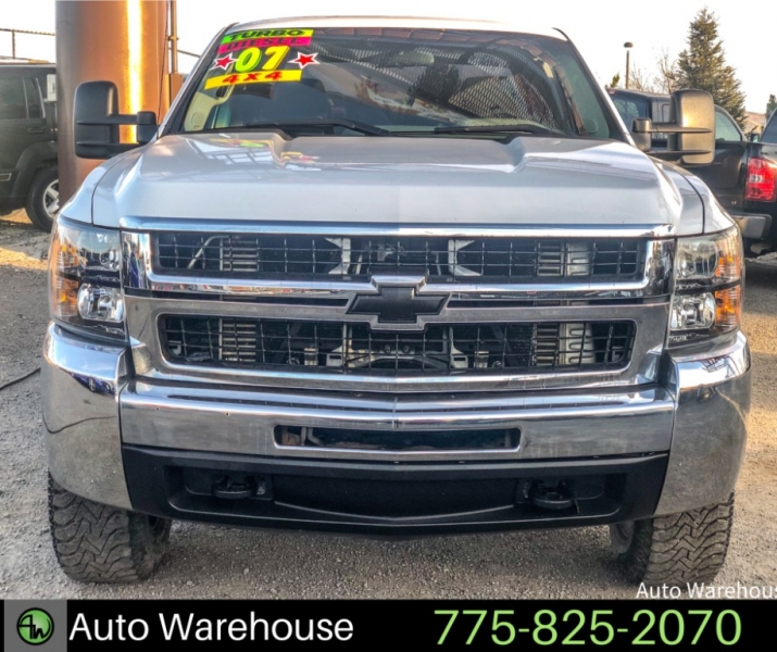 Chevrolet Silverado 2500HD 2007 price $25,995
