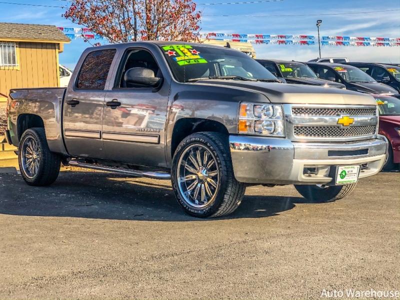 Chevrolet Silverado 1500 2013 price $20,036