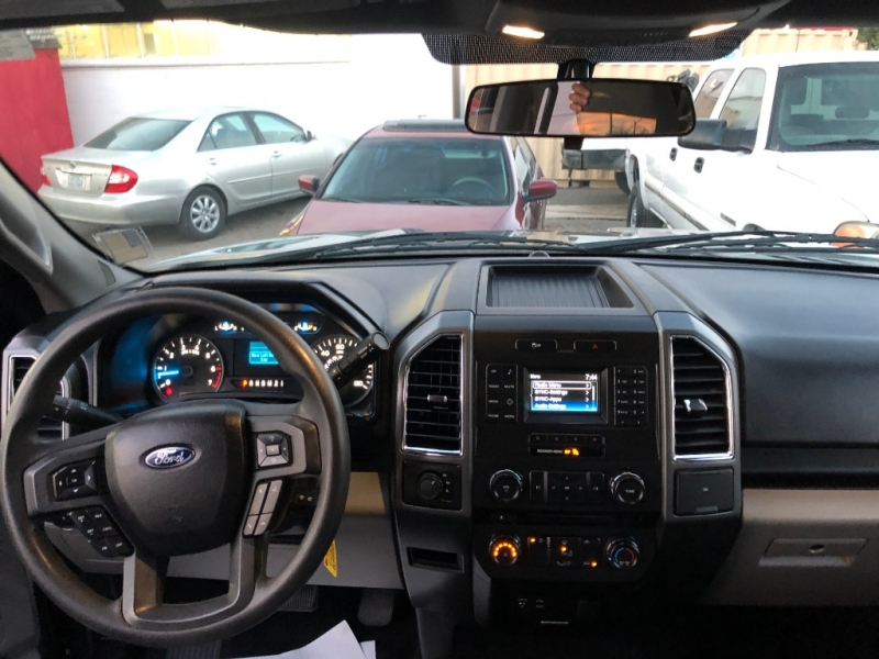 Ford F-150 2015 price $23,900
