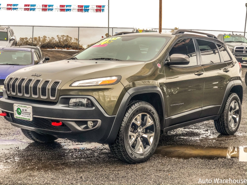 Jeep Cherokee 2014 price $18,500