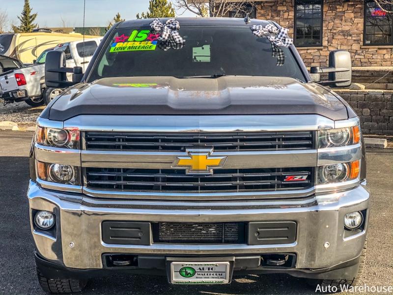 Chevrolet Silverado 2500HD 2015 price $43,995