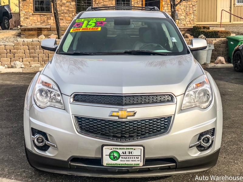 Chevrolet Equinox 2015 price $15,300