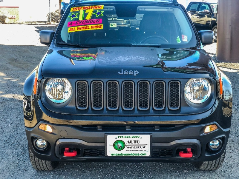 Jeep Renegade 2017 price $22,995