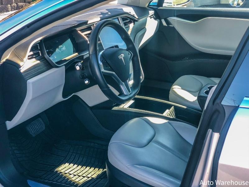 Tesla Model S 2015 price $50,995