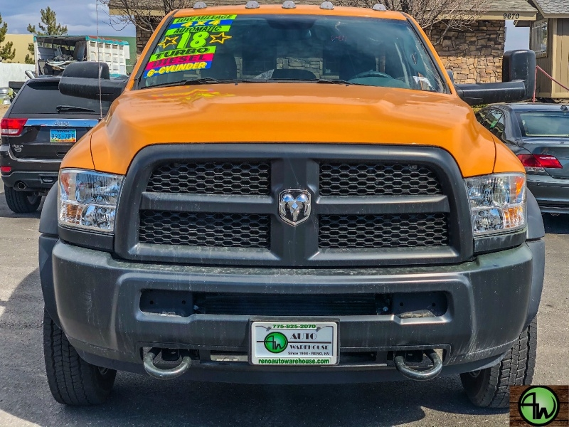 RAM 5500 Chassis Cab 2018 price $39,995