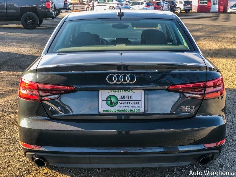 Audi A4 2017 price $22,700