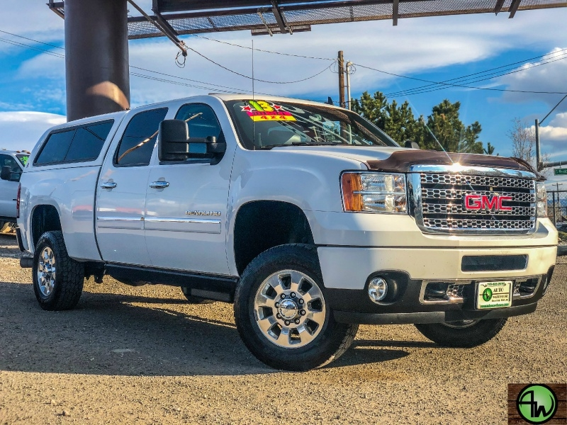 GMC Sierra 2500HD 2013 price $39,995