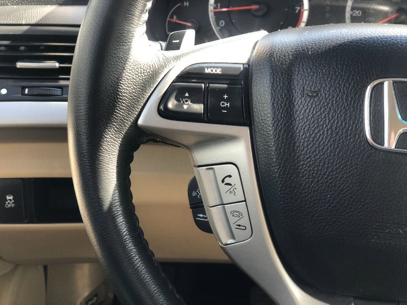 Honda Accord Cpe 2011 price $12,200