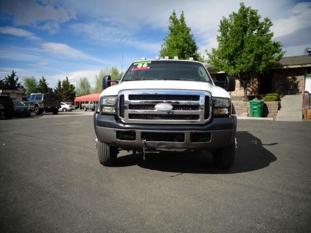 Ford Super Duty F-550 DRW 2007 price $14,995