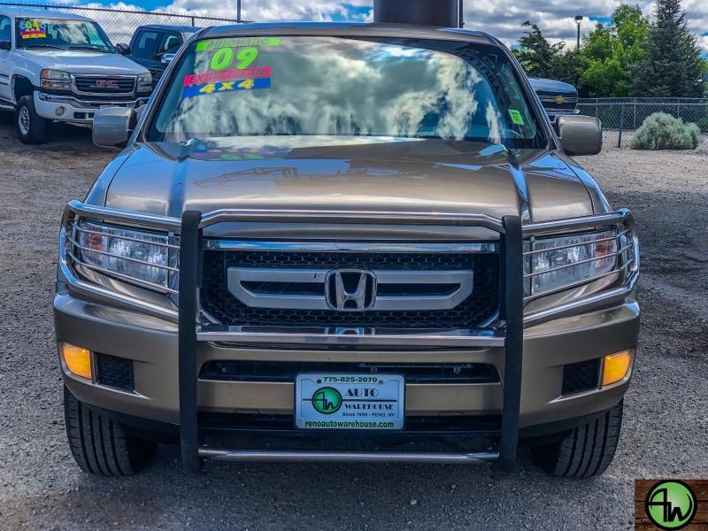 Honda Ridgeline 2009 price $17,995
