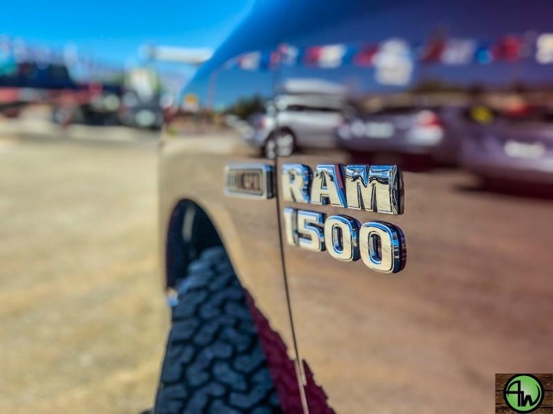RAM 1500 2017 price $35,995