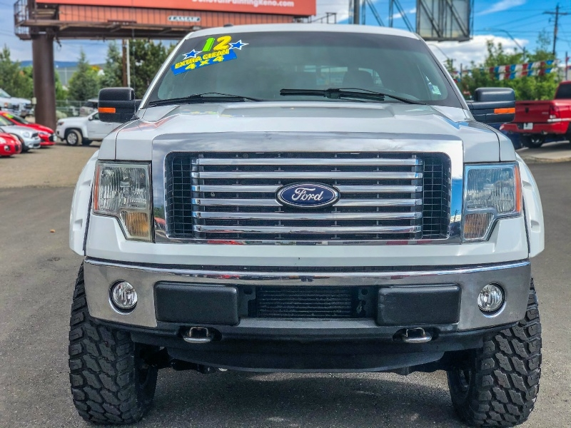 Ford F-150 2012 price $27,415