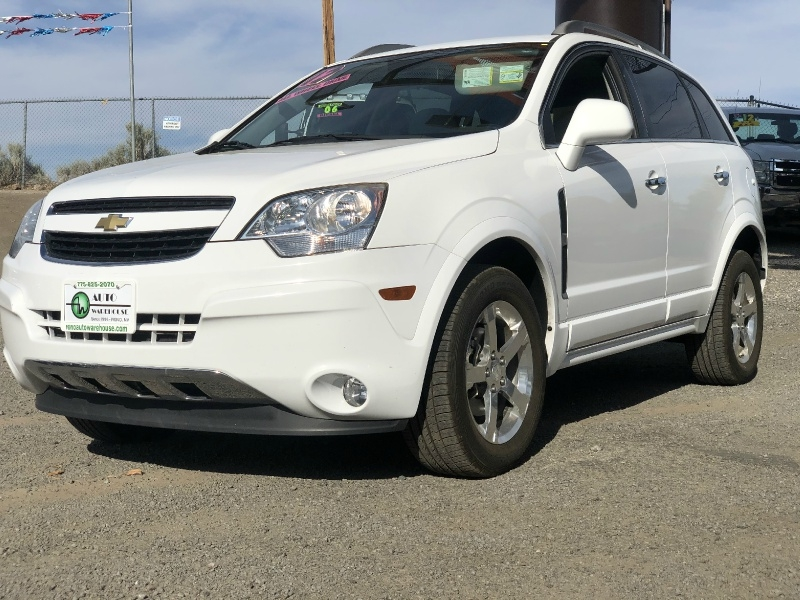 Chevrolet Captiva Sport Fleet 2012 price $13,995