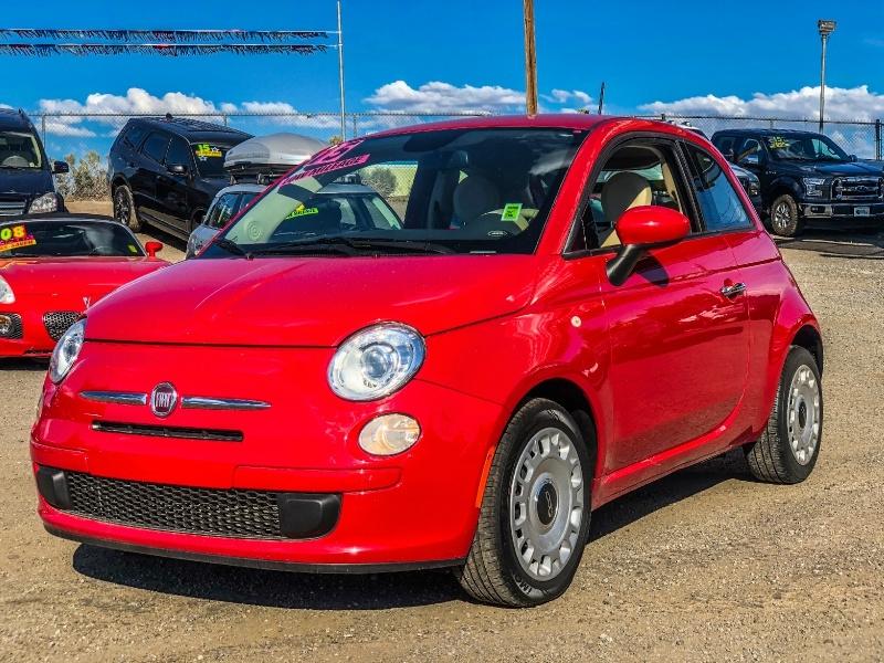 Fiat 500 2015 price $10,330