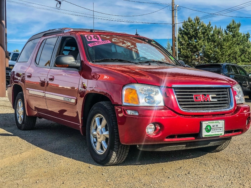 2004 Gmc Envoy Xuv 4dr 4wd Slt Auto Warehouse Dealership In Reno