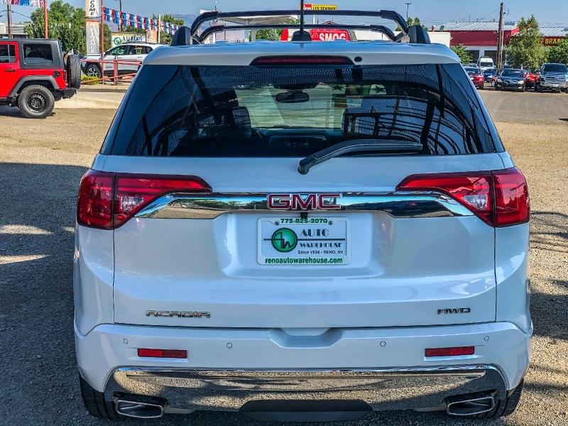 GMC Acadia 2017 price $37,567