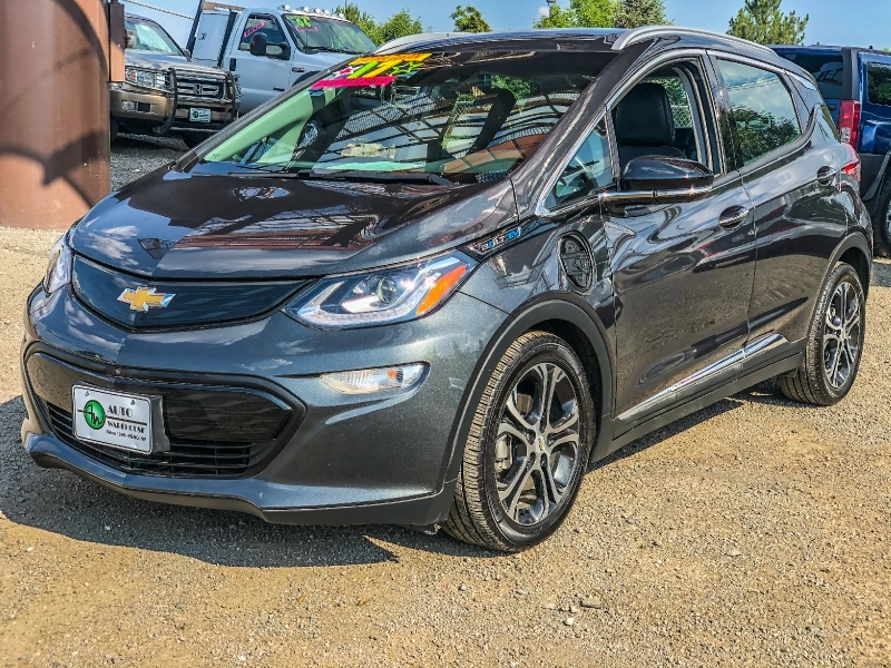 Chevrolet BOLT 2017 price $25,995