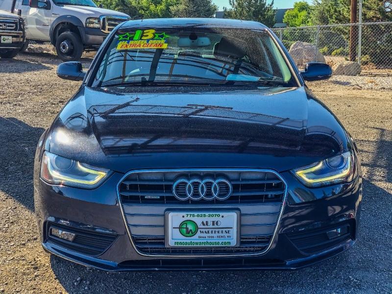 Audi A4 2013 price $16,900