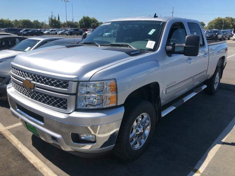 Chevrolet Silverado 2500HD 2012 price $0