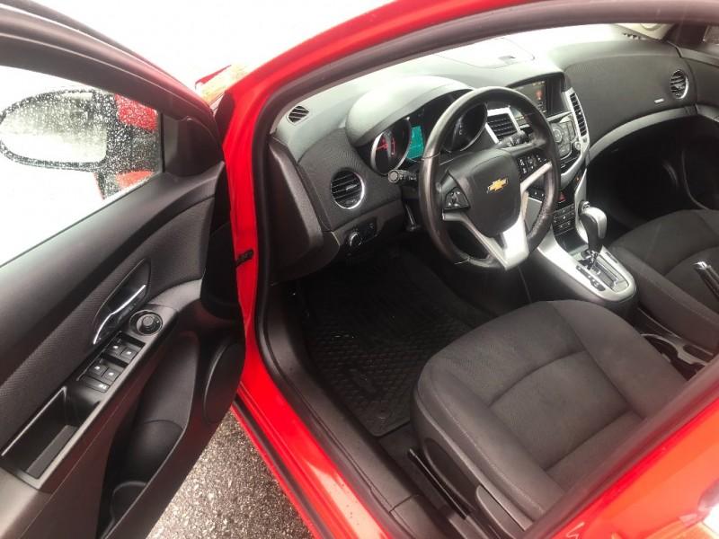 Chevrolet Cruze 2014 price $9,888