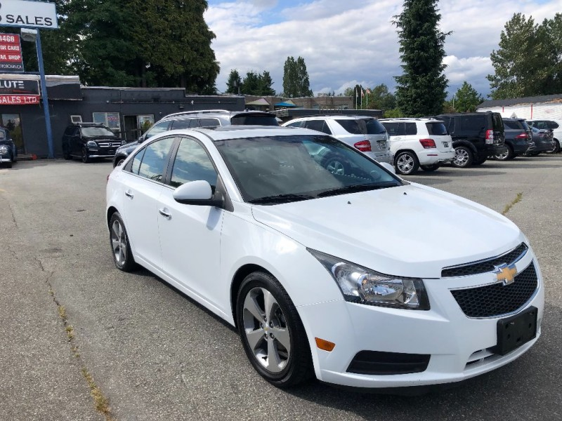 Chevrolet Cruze 2011 price $9,888