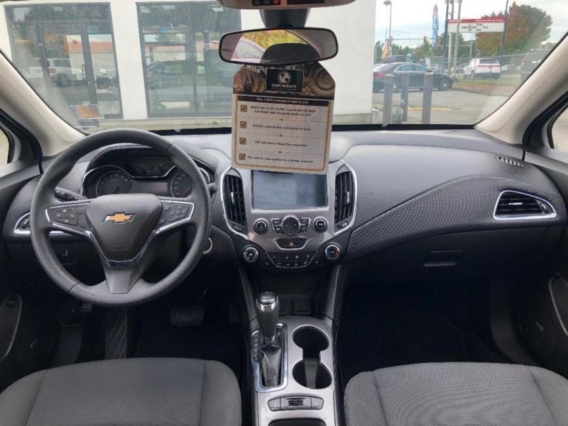 Chevrolet Cruze 2016 price $14,888