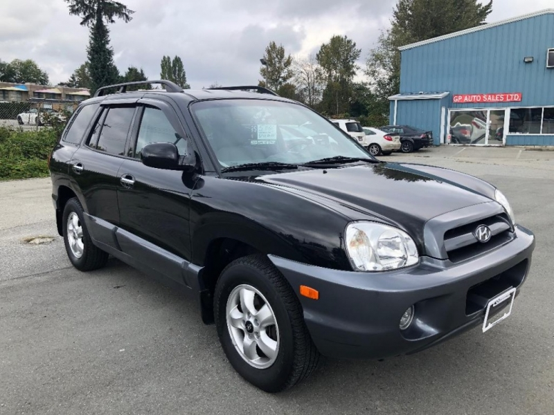 Hyundai Santa Fe 2005 price $5,888