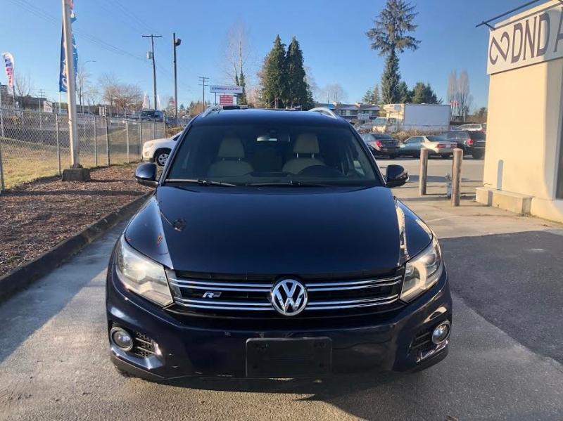 Volkswagen Tiguan 2013 price $13,888