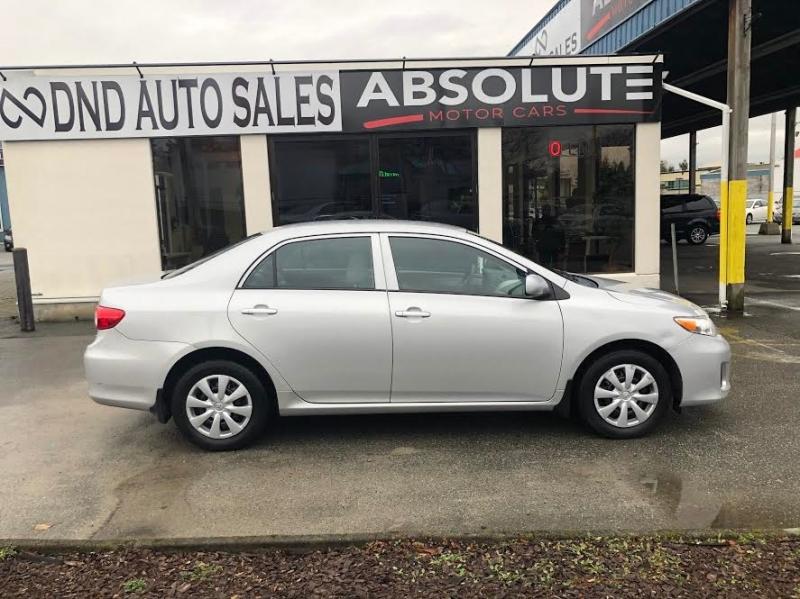 Toyota Corolla 2013 price $9,888