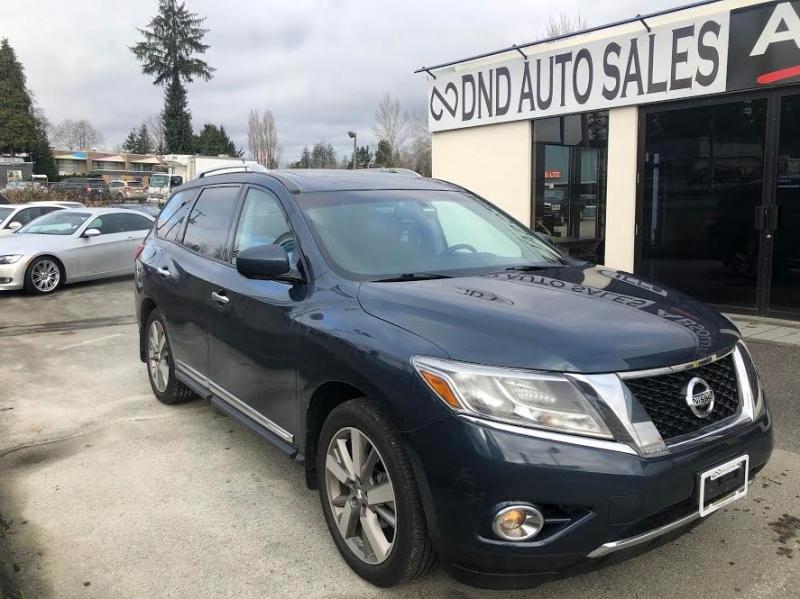 Nissan Pathfinder 2014 price $16,888