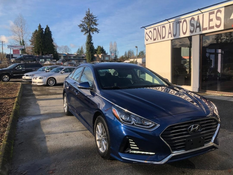 Hyundai Sonata 2018 price $15,888