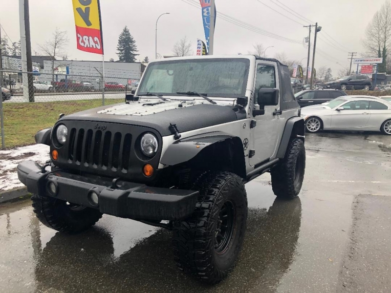 Jeep Wrangler 2007 price $13,888