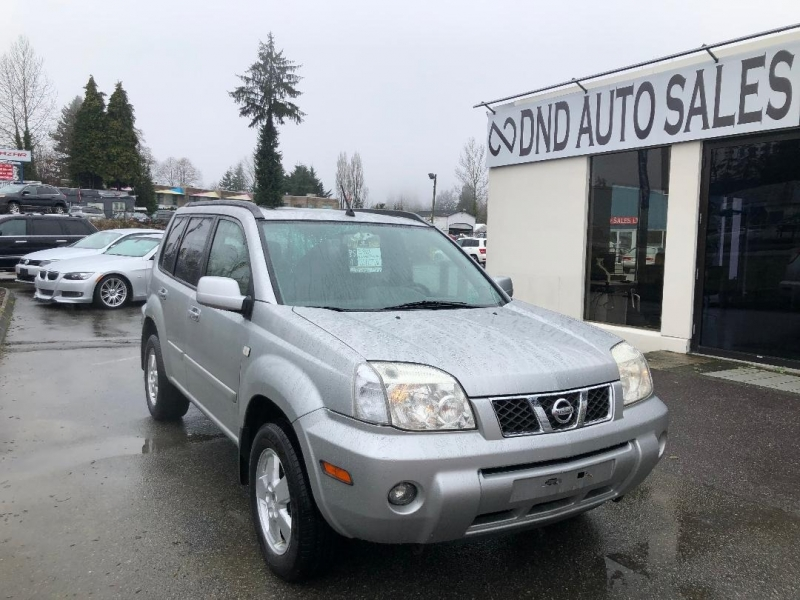 Nissan X-Trail 2005 price $5,888