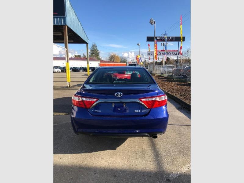Toyota Camry Hybrid 2016 price $23,888