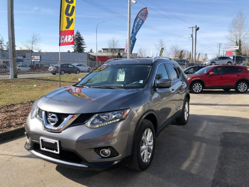 Nissan Rogue 2016 price $19,888